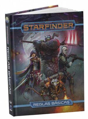 STARFINDER JDR REGLAS BASICAS