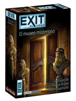 EXIT EL JUEGO 10: EL MUSEO MISTERIOSO