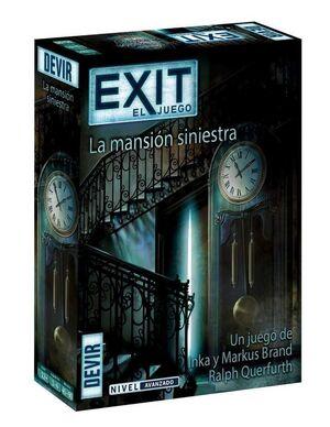 EXIT EL JUEGO 11: LA MANSION SINIESTRA