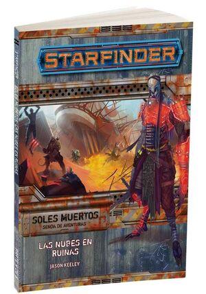 STARFINDER JDR SOLES MUERTOS 4: LAS NUBES EN RUINAS