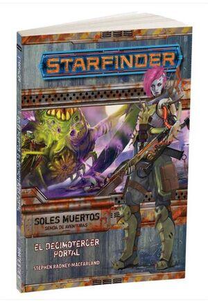 STARFINDER JDR SOLES MUERTOS 5: EL DECIMOTERCER PORTAL
