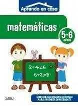 APRENDO EN CASA (5-6 AÑOS) MATEMATICAS