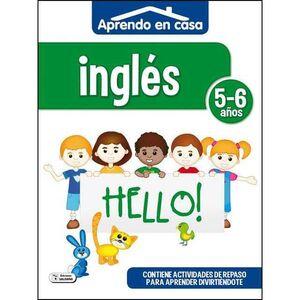 APRENDO EN CASA (5-6 AÑOS) INGLES HELLO!
