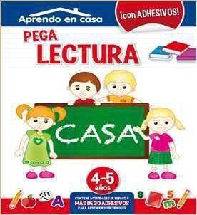 PEGA LECTURA 5-6 AÑOS