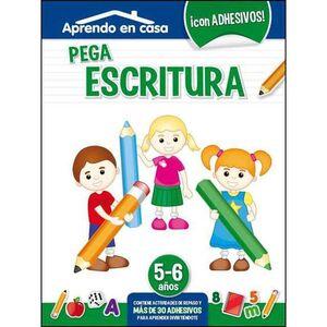 PEGA ESCRITURA 5-6 AÑOS