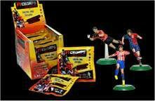 FT CHAMPS THE GAME SOBRE COLECCIONABLE SERIE 2