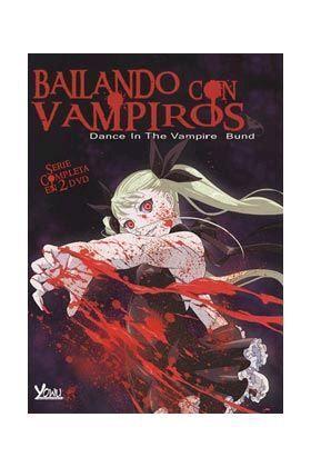 BAILANDO CON VAMPIROS. PACK 2 DVD