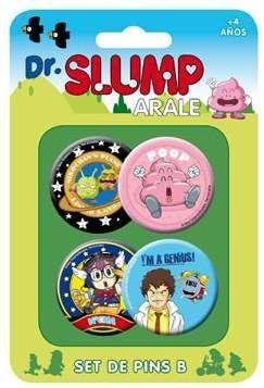 DR. SLUMP SET B DE 4 CHAPAS