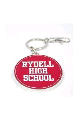 GREASE RYDELL HIGH SCHOOL LLAVERO MOSQUETON