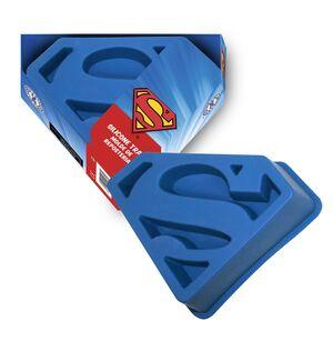 SUPERMAN MOLDE PARA HORNO SILICONA LOGO DC COMICS