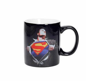 SUPERMAN TAZA CERAMICA UNIVERSO DC MASTERWORKS COLLECTION