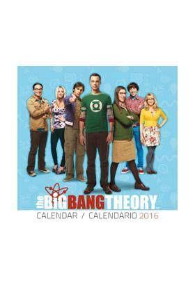 CALENDARIO 2016 HE BIG BANG THEORY 1
