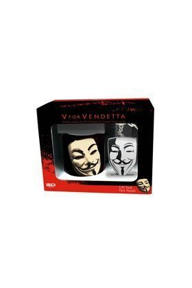 V VENDETTA SET REGALO MODELO A