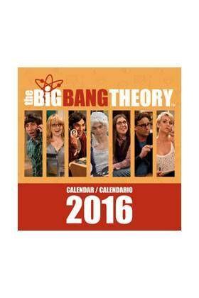 CALENDARIO 2016 HE BIG BANG THEORY 2