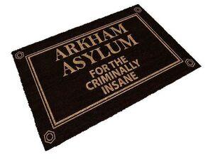 ARKHAM ASYLUM FELPUDO DC COMICS