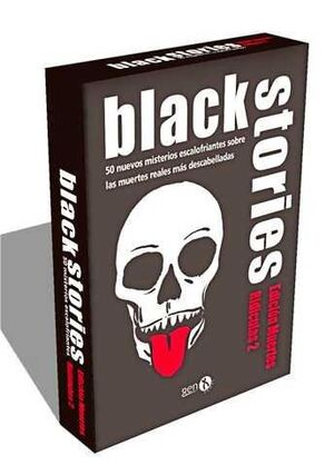 BLACK STORIES: MUERTES RIDICULAS 2