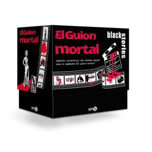 BLACK STORIES: EL GUION MORTAL