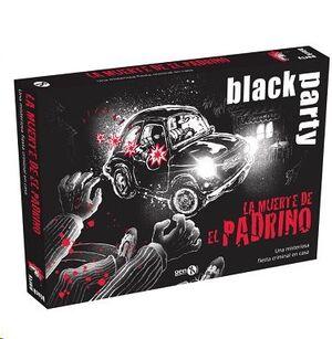 BLACK STORIES PARTY: LA MUERTE DE EL PADRINO