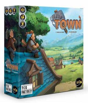 LITTLE TOWN (JUEGO DE MESA)