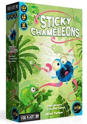 STICKY CHAMELEONS (CASTELLANO)