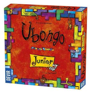 UBONGO JUNIOR - TRILINGUE