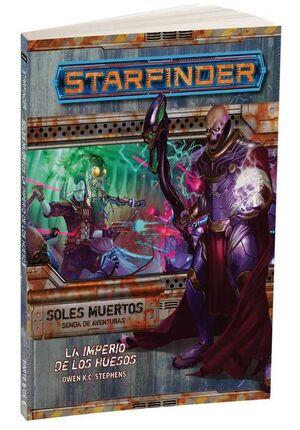 STARFINDER JDR SOLES MUERTOS 6: LA IMPERIO DE LOS HUESOS