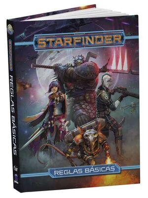 STARFINDER JDR REGLAS BASICAS ED. BOLSILLO