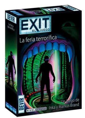 EXIT EL JUEGO 13: LA FERIA TERRORIFICA