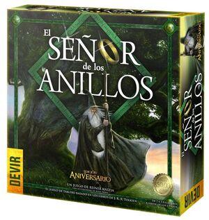EL SEÑOR DE LOS ANILLOS - EDICIÓN 20 ANIVERSARIO