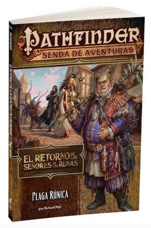 PATHFINDER JDR EL RETORNO SEÑORES DE LAS RUNAS 3 PLAGA RUNICA