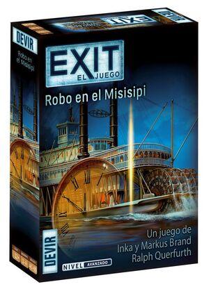 EXIT EL JUEGO 14: ROBO EN EL MISISIPI