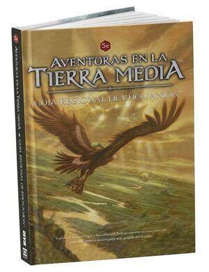 AVENTURAS EN LA TIERRA MEDIA JDR: GUIA REGIONAL DE RHOVANION