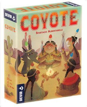COYOTE (JUEGO DEVIR)