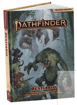PATHFINDER JDR 2ªED - BESTIARIO