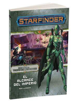 STARFINDER JDR - CONTRA EL TRONO DE LOS EONES 1: EL ALCANCE DEL IMPERIO