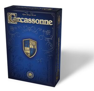 CARCASSONNE ED. 20 ANIVERSARIO