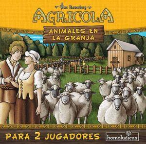 AGRICOLA 2 JUGADORES