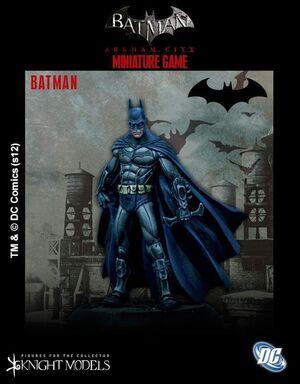BATMAN MINIATURE GAME: BATMAN ARKHAM CITY