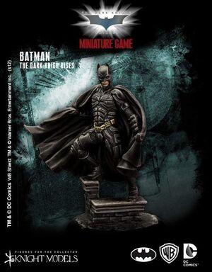 BATMAN MINIATURE GAME: BATMAN THE DARK KNIGHT RISES