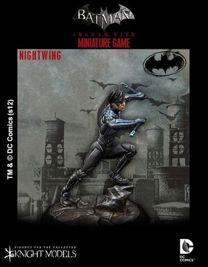 BATMAN MINIATURE GAME: NIGHTWING