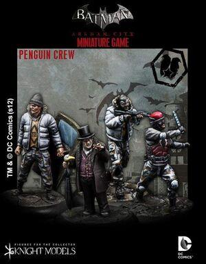 BATMAN MINIATURE GAME: PENGUIN CREW