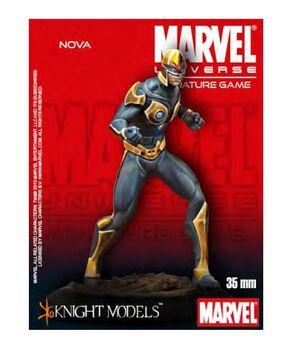 MARVEL UNIVERSE MINIATURE GAME: NOVA