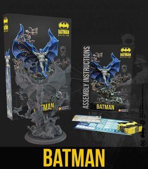 BATMAN MINIATURE GAME: BATMAN 80 ANIVERSARIO (KNIGHT MODELS)