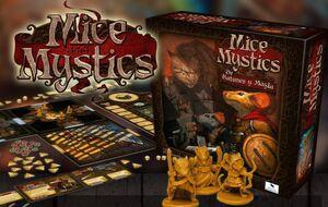 MICE AND MYSTICS (DE RATONES Y MAGIA)