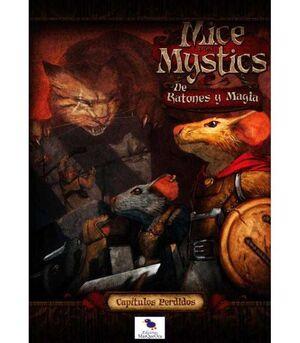 MICE AND MYSTICS (DE RATONES Y MAGIA): CAPITULOS PERDIDOS