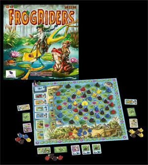FROG RIDERS