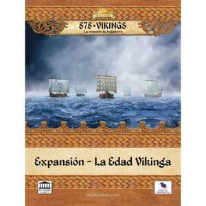 878 VIKINGS: LA INVASION DE INGLATERRA. EXPANSION LA EDAD VIKINGA