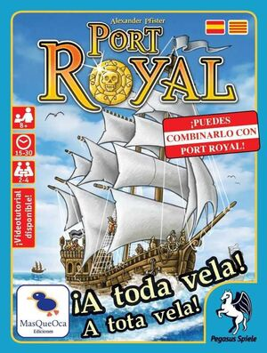 PORT ROYAL. A TODA VELA!