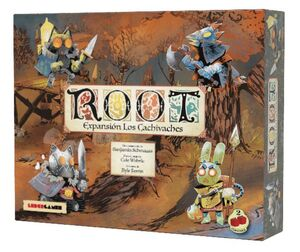 ROOT EXPANSION LOS CACHIVACHES