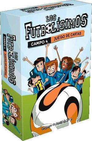 LOS FUTBOLISIMOS CAMPO 4